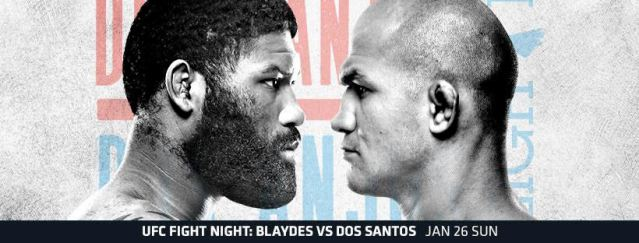 Curtis Blaydes, Junior dos Santos