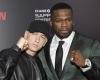 Eminem, 50 Cent (©Andrew Kelly)