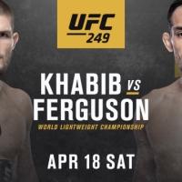 Belarus to host 'UFC 249' Khabib Nurmagomedov vs Tony Ferguson bout amid COVID-19 pandemic?