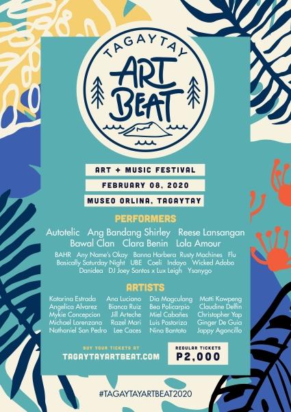 Tagaytay Art Beat 2020