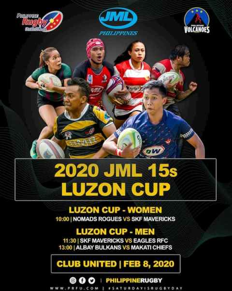 2020 JML Luzon Cup
