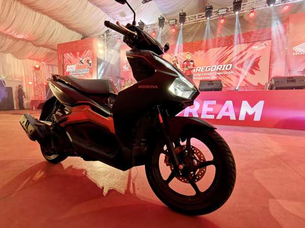 All-New Honda Air Blade150