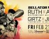 'Bellator 239' poster