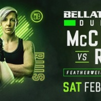 'Bellator 240' fight card, results: Leah McCourt vs Judith Ruis, Charlie Ward vs Kyle Kurtz in Dublin, Ireland