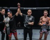 Chatri Sityodtong, Sam-A Gaiyanghadao, Elias Dolaptsis, Rocky Ogden (©ONE Championship)