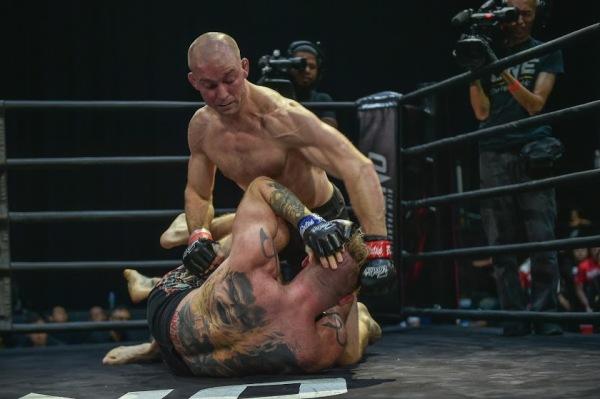 Marc Grayson (©ONE Championship)