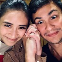 Matteo Guidicelli punched Sarah Geronimo's bodyguard during civil wedding in BGC?