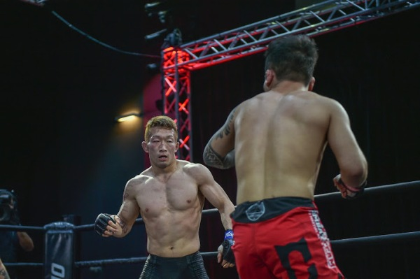 Ryoji Kudo (©ONE Championship)