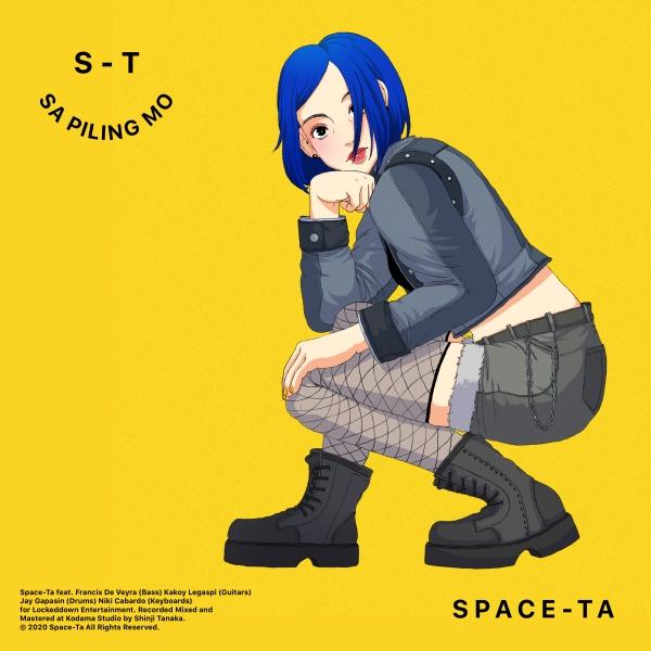 'Sa Piling Mo' artwork