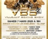 'Villejuif Boxing Show 2' poster