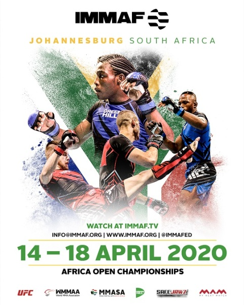 2020 IMMAF Africa Open Championships