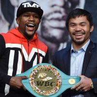 Hopes of Floyd Mayweather vs Manny Pacquiao 2 remain alive