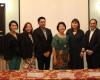 Simone Pigason, Nina Grace Santiago, Edler Panlilio, Dr. Myrna Ramos, Grace Colet, Carlos Santos
