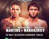 Lucas Martins, Abdul Rakhman Makhazhiev