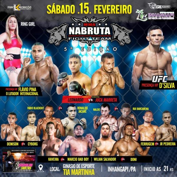 MMA Nabruta Fight Team