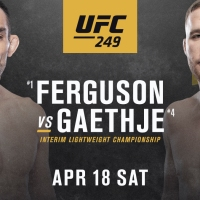 Khabib Nurmagomedov out; Tony Ferguson vs Justin Gaethje at 'UFC 249'