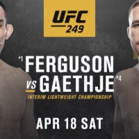 'UFC 249' location is Tachi Palace Casino Resort in Lemoore, California?