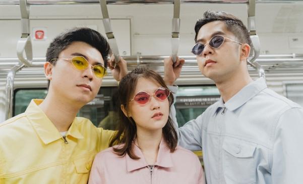 Mervin Ye, Stephanie Lim, Ryan Chan