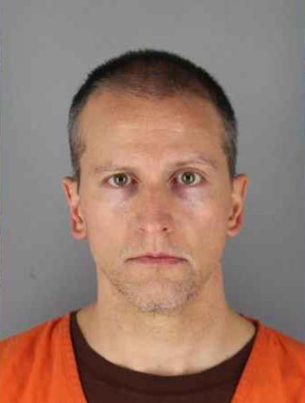 Derek Chauvin (©Hennepin County Sheriff's Office)