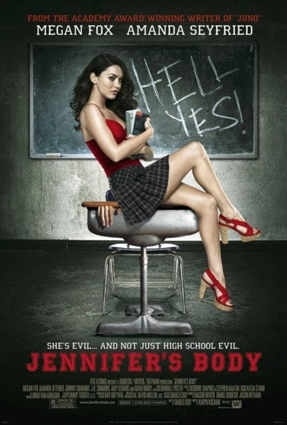 'Jennifer's Body' poster