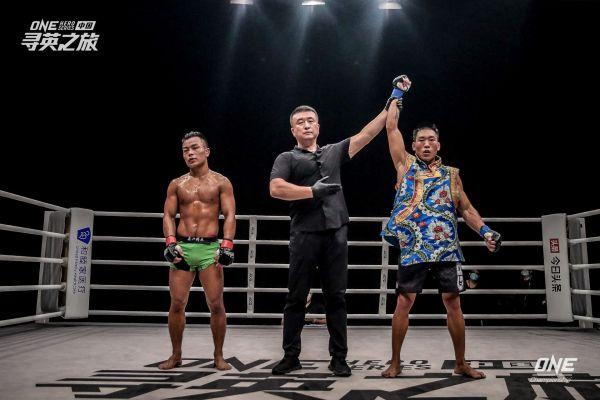 Liang Hui, Ze Lang Zha Xi (©ONE Championship)