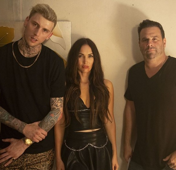 Machine Gun Kelly, Megan Fox, Randall Emmett