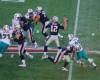 Tom Brady and the Miami Dolphins (©Paul Keleher)