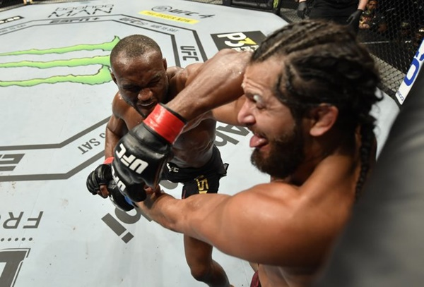"""Kamaru """"The Nigerian Nightmare"""" Usman, 33, is still the welterweight champion of the Ultimate Fighting Championship. Fighting out of Nigeria by wa"""