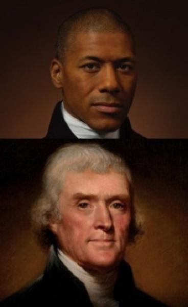 Shannon LaNier, Thomas Jefferson