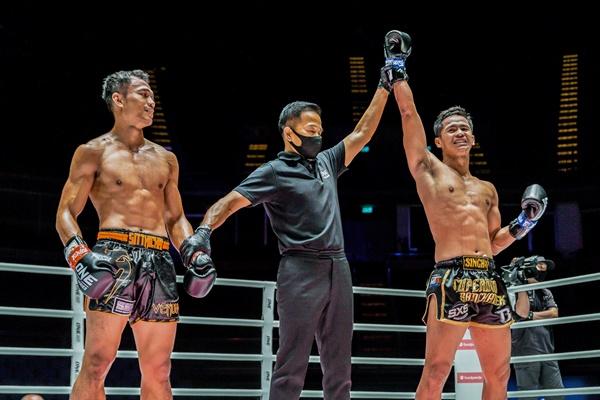 Sittichai Sitsongpeenong, Superbon Banchamek (©ONE Championship)
