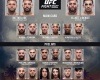 'UFC on ESPN 13' fight card