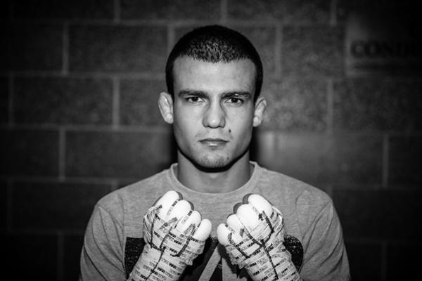 Adam Borics (©Bellator MMA)