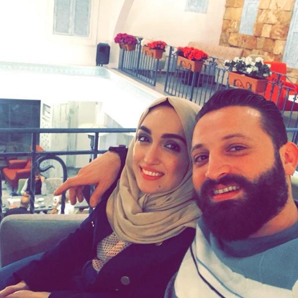Israa Al Seblani, Ahmad Subeih