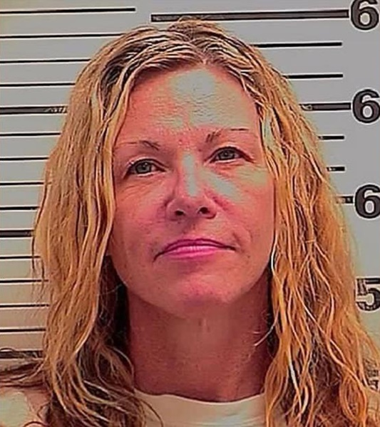 Lori Daybell (©Madison County Sheriff's Office)