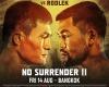 'ONE No Surrender 2'