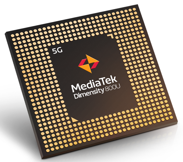 MediaTek's Dimensity 800U