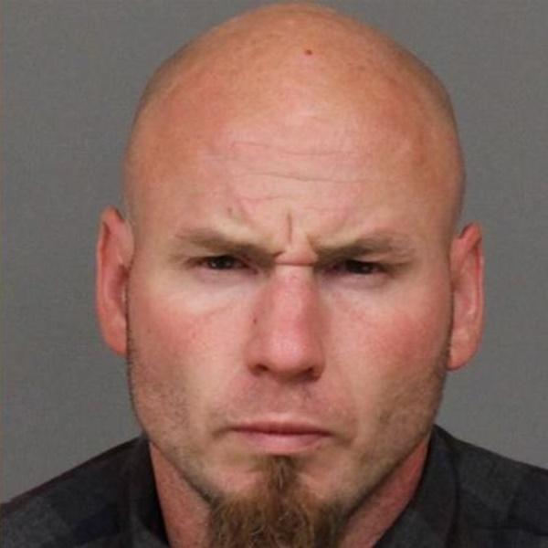Christopher Michael Straub (©San Luis Obispo County Sheriff's Office)
