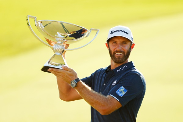 Dustin Johnson