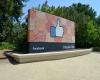 Facebook headquarters in Menlo Park, California, United States (©Greg Bulla)