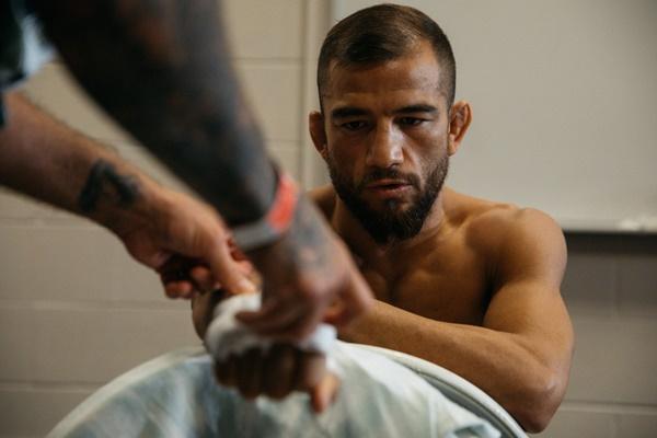 Juan Archuleta (©Bellator MMA)