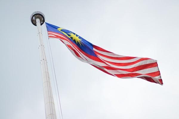 Malaysian flag (©Aaron Lee)