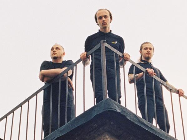 Roman Komogortsev, Egor Shkutko, Pavel Kozlov