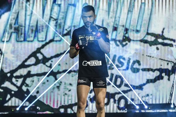 Antonio Caruso (©ONE Championship)