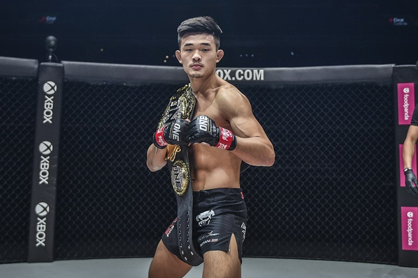 Christian Lee (©ONE Championship)
