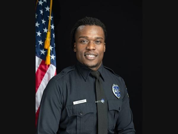 Joseph Mensah (©Wauwatosa Police Department)