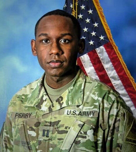 Malcolm Xavier Perry (©Fort Bliss)