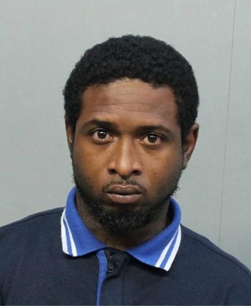 Nathaniel Bernard Roberson (©Miami-Dade Police Department)