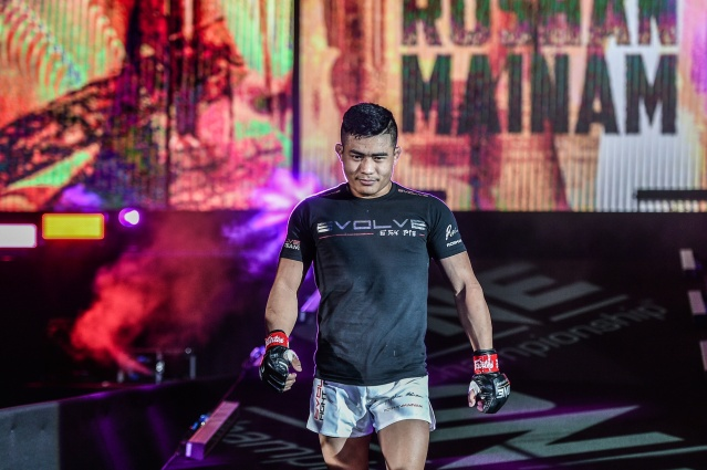 Roshan Mainam (©ONE Championship)