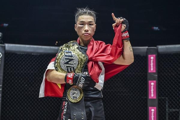 Xiong Jing Nan (©ONE Championship)