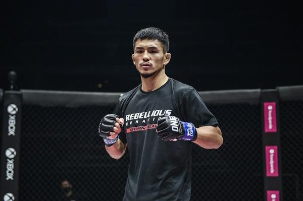 Yuya Wakamatsu (©ONE Championship)